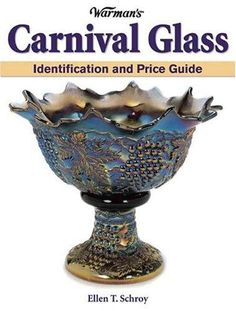 Warman's Carnival Glass Identification  Schroy 2004 (the best reference book I have found)