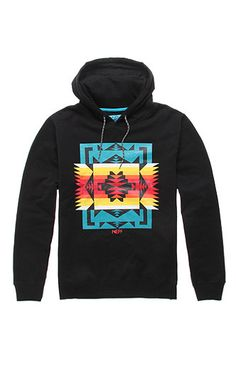 Paso Pullover Hoodie