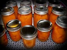 Pressure canning pumpkin for use in recipes like breads, pies and pastas at a later time. Must be canned in cubes, NOT PUREED...there is no approved method of canning pureed low acid foods. Pumpkins and squash will be in season soon!!!