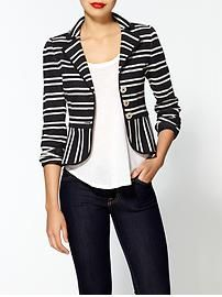 Womens blazers | Piperlime | Piperlime - I love blazers. I want one in every color!