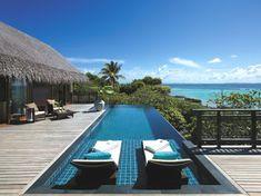 Luxurious Shangri-Las Villingili Resort and Spa