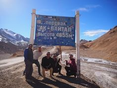 Ak-Baital pass, Tajikistan Central Asia, Indie, Community, Tours, Mountains, Nature, Travel, Naturaleza, Viajes