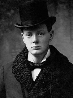 young winston churchill pictures - Google Search