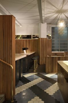 paul raeside, ace hotel, universal design, shoreditch, London
