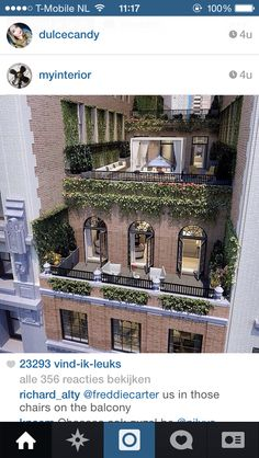 My dream house/appartement