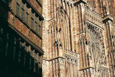 "In 1839, #VictorHugo described the Cathedral Notre-Dame de #Strasbourg as a ""gigantic and delicate marvel"" #UNESCO"