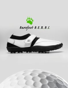 Golf Fashion: Barefoot B.E.R.B.S Golf Shoes