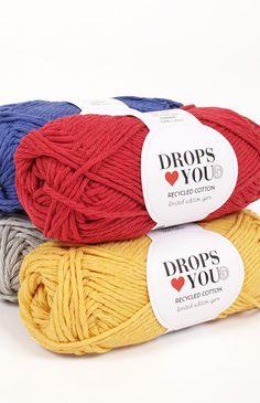 DROPS ♥ You #5 colour chart ~ DROPS Design