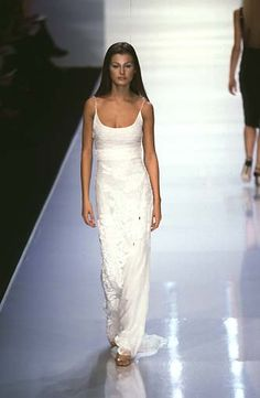 Badgley Mischka S/S 1998 RTW New York