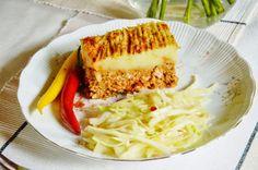Zapiekanka pasterska Shepherd's casserole