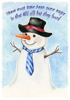 snowman by raymaclean, via Flickr