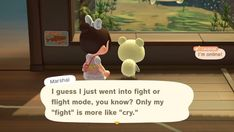 Animal Crossing Funny, Animal Crossing Villagers, Animal Games, My Animal, Dankest Memes, Funny Memes, Jokes, Funny Animals, Cute Animals