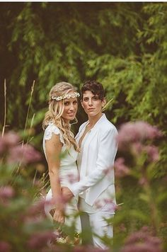 Lesbian Lover | 14 Pinterest Boards That'll Inspire Your Perfect Lesbian Wedding