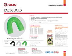 Raceguard Mouthguard #Fox40Sport http://www.fox40shop.com/s.nl/sc.7/category.16949/.f