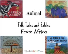 African Animal #folktales and fables