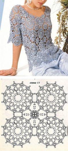 crochet bluse (29)