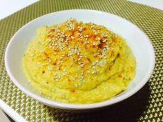 Hummus con Calabaza