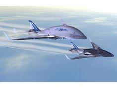 Un designer dévoile sa vision du transport aérien de demain, au profit du grand public. Son concept redessine le design et les fonctionnalités de l'avion de ligne classique pour une version plus écologique et performante.