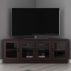 Shop Furnitech  FT60CCC-W Contemporary 60-in TV Entertainment Corner Console at ATG Stores. Browse our tv stands, all with free shipping and best price guaranteed.