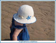 Le chapeau d'�t� de Sarah