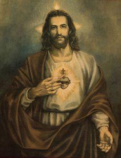 Sacred Heart Novena Day 5