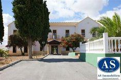 *Pferdefreunde* In 18001 Granada (Andalusien) außergewöhnliche Reitimmobilie auf 50.000 qm Land zu verkaufen! http://www.as-makler.de/html/18001_granada__andalusien__aus.html
