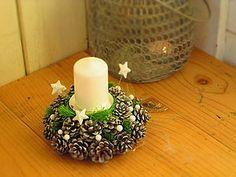 Svietidlá a sviečky - minivenček - 6151580_