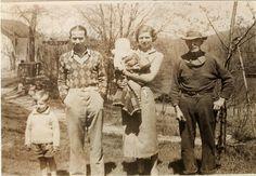 Rattling The Bones #genealogy