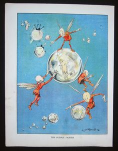 1924 Lunt Roberts Bubble Fairies