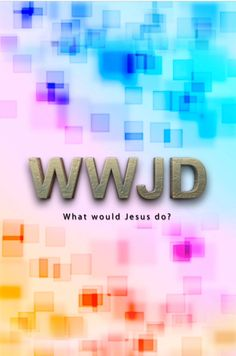 What would Jesus do? Christian Backgrounds, Christian Wallpaper, God Quotes About Life, Popular Bible Verses, What Would Jesus Do, Free Phone Wallpaper, Jesus Calling, Words Of Encouragement, Bible Scriptures