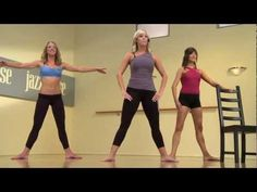 Get that dancer's body you've been wanting with Ballet Body by Jazzercise!