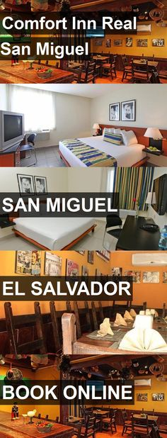 Hotel Comfort Inn Real San Miguel in San Miguel, El Salvador. For more information, photos, reviews and best prices please follow the link. #ElSalvador #SanMiguel #travel #vacation #hotel