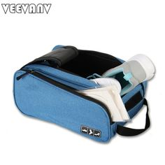 Cheap men shoes bag, Buy Quality bag travel directly from China bag travel brand Suppliers: New Portable Shoe Bag Multifunction Travel Tote Storage Case Organizer Top Quality Fashion VEEVANV Brand Designer Men\Women Bags Travel Tote, Travel Luggage, Nouveau Portable, Best Travel Accessories, Tote Storage, Women Bags, Bag Organization, Top Shoes, Platform Shoes