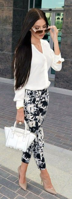 Summer workwear outfit ideas (60)