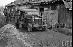 Jeep Ford GPA GPW , jeep Willys MA MB, jeep Hotchkiss M201: photo de jeep
