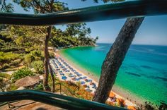 Fantastic water in Lemonakia beach