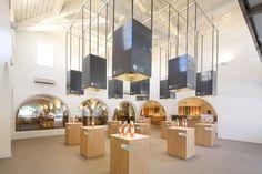 Maitres Vignerons by Vincent Coste, Gassin – France » Retail Design Blog