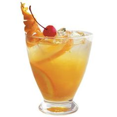 """Football Themed Drinks: Ole Miss """"Ole"""" Fashioned"""