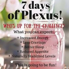 I need 10 people to try Plexus for 7 days. Comment ME!! If you're in. I LOOOOOVE samples because they are the most cost effective way to try Plexus. My Plexus team is hosting a 7 day Plexus B…