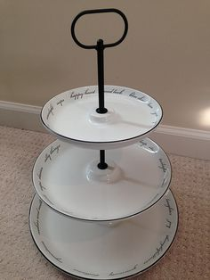 Primitives by Kathy Wishes 3 Tier Server by TheDaintyBullet, $40.00