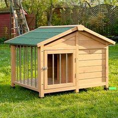 Niches, cages, chenils et parcs : Animalerie : Cages et chenils, Niches et plus