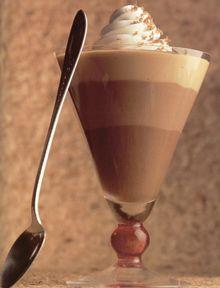 Recipe: Cafe au lait Parfaits (Maxwell House Coffee recipe) - Recipelink.com