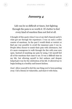 this book has helped me out with a lot of things. I'm so thankful she wrote it<3Staying Strong book by Demi Lovato