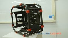 SCOOP! LEAK! COMPUTEX 2014 - Hands On With the In Win D-Frame Mini Chassis (Video) - Futurelooks Computer Case, Cases, Mini, Frame, Picture Frame, Frames