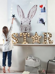 Be the star of the show with our set of four vintage style carnival lights. Made from rustic steel in a soft zinc colour, each of these four 3D lights include 16 warm white LED lights with plastic bulb casings and make an impressive display, whether the lights are shining or not.  Click here to view our useful lighting guide.