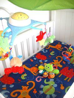 Monster boys baby room!