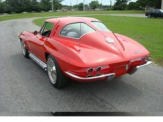 1963 Corvette Stingray Split Window Coupe Maintenance/restoration of old/vintage vehicles: the material for new cogs/casters/gears/pads could be cast polyamide which I (Cast polyamide) can produce. My contact: tatjana.alic@windowslive.com