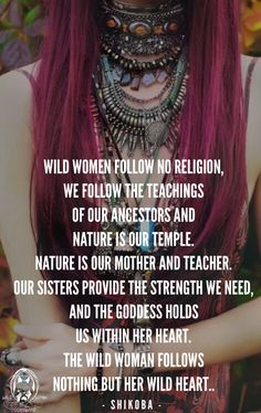 Except for the Goddess part, this is so true!