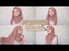 100 Ide Tudung Bawal Di 2021 Gaya Hijab Kursus Hijab Kerudung