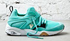 Sneaker Freaker x Puma Blaze of Glory Shark Bait